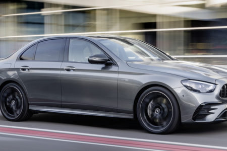 The new Mercedes-AMG E 53