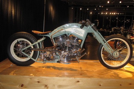 Barber Vintage Motorsports Museum: If I could ride every bike in the World!