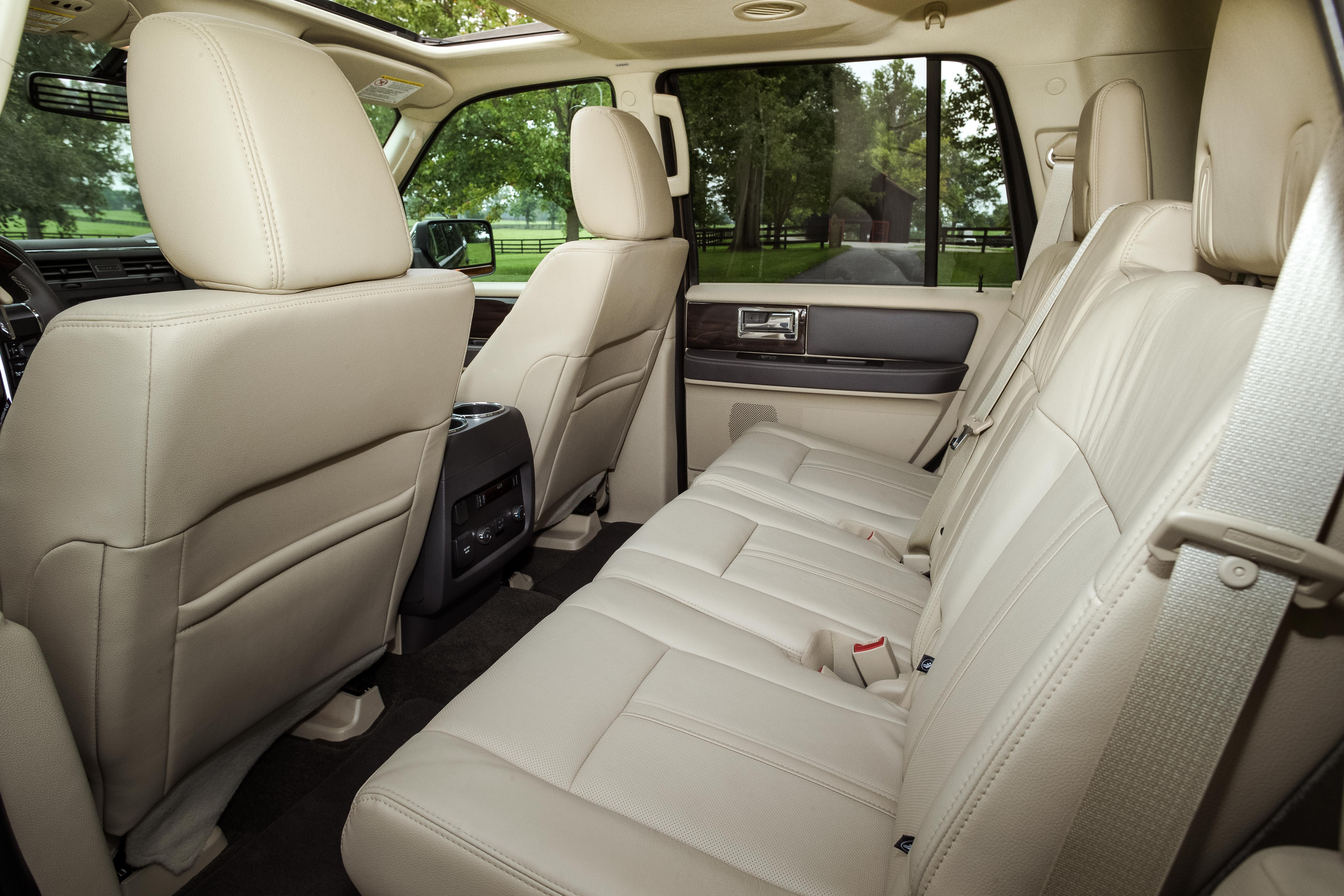 Second Row Bench Seat Suv