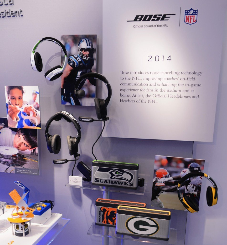 Bose 50th Anniversary Event