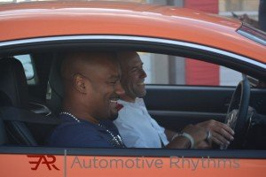 Automotive Rhythms Lexus RCF