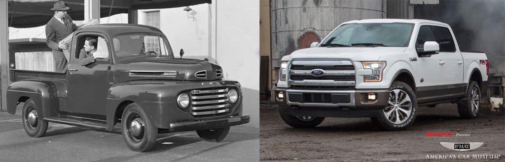 Ford Trucks ACM Exhibit