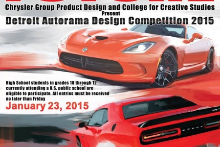Chrysler Hosts Nationwide High School Automotive Design Competition