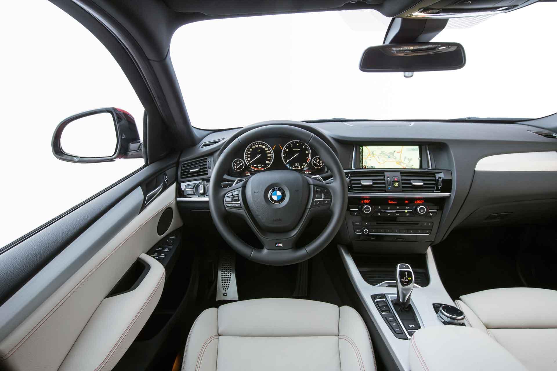 2015 Bmw X4 Xdrive35i Sports Activity Coupe Small Wonder