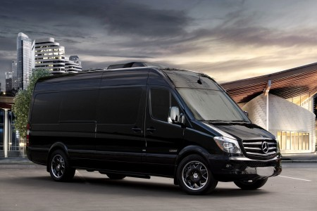 Lexani Motorcars introduces the Andalucia – a Sprinter conversion so relaxing, you won't want to arrive