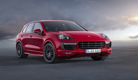 The new Porsche Cayenne and Cayenne GTS
