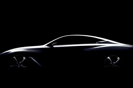Infiniti Q60 Concept: The Power of Exhilaration