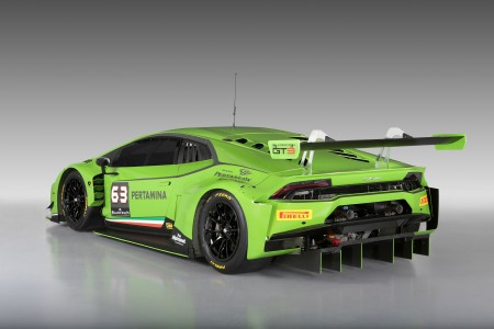 World premiere of Lamborghini Huracan GT3