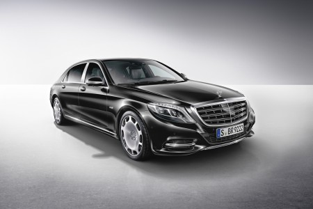 Mercedes-Benz Announces Pricing on All-New 2016 Mercedes-Maybach S600