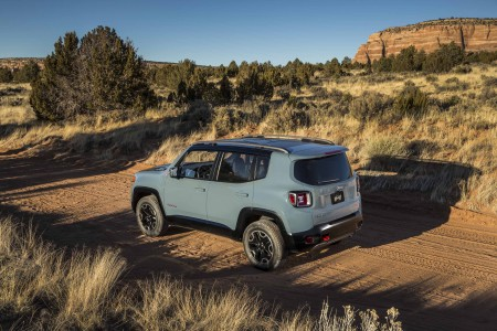 2015 Jeep Renegade: Small, but Rough, Rugged & Raw