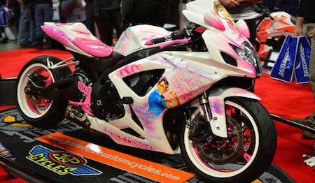 2015 Progressive International Motorcycle Show: Washington, D.C.