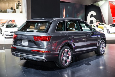 All-new 2016 Audi Q7 earns EyesOn Design Award at North American International Auto Show