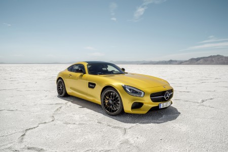 Pricing Announced for All-New 2016 Mercedes-AMG GT S: New Sports Car to Start at $129,900