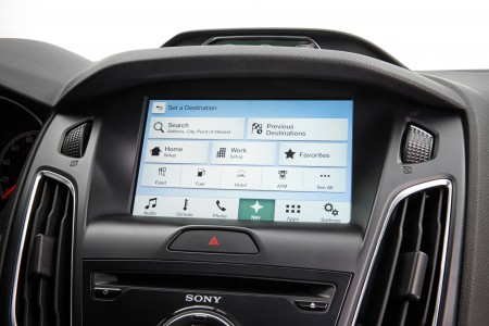 Ford SYNC 3 Delivers New, Innovative Ways for People to Stay Connected with Their Lives While on the Move