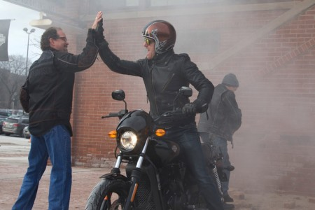 HARLEY-DAVIDSON and STURGIS PLAN 75-YEAR AGREEMENT