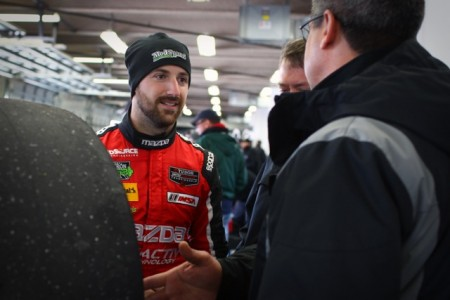 MAZDA ADDS JAMES HINCHCLIFFE TO DRIVER LINEUP FOR THE ROLEX 24 AT DAYTONA