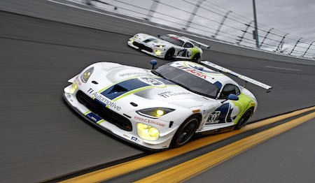TI AUTOMOTIVE TO SPONSOR DODGE VIPER GT3-R RACE CARS IN 2015 TUDOR UNITED SPORTSCAR CHAMPIONSHIP SERIES