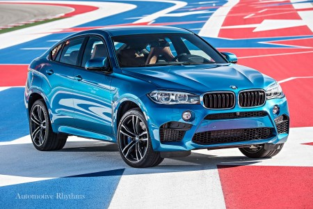 2015 BMW X6 M: Brawn and Brains