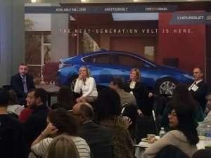 2016 Chevrolet Volt electric car-Washington-Auto Show