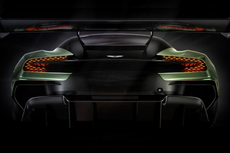 Introducing the Aston Martin Vulcan: A Track-only Supercar