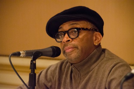 Chevy Media Brunch with Spike Lee at the 46th NAACP Image Awards