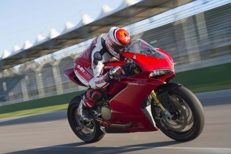 2015 Ducati 1299 Panigale Revealed in Portimao, Portugal