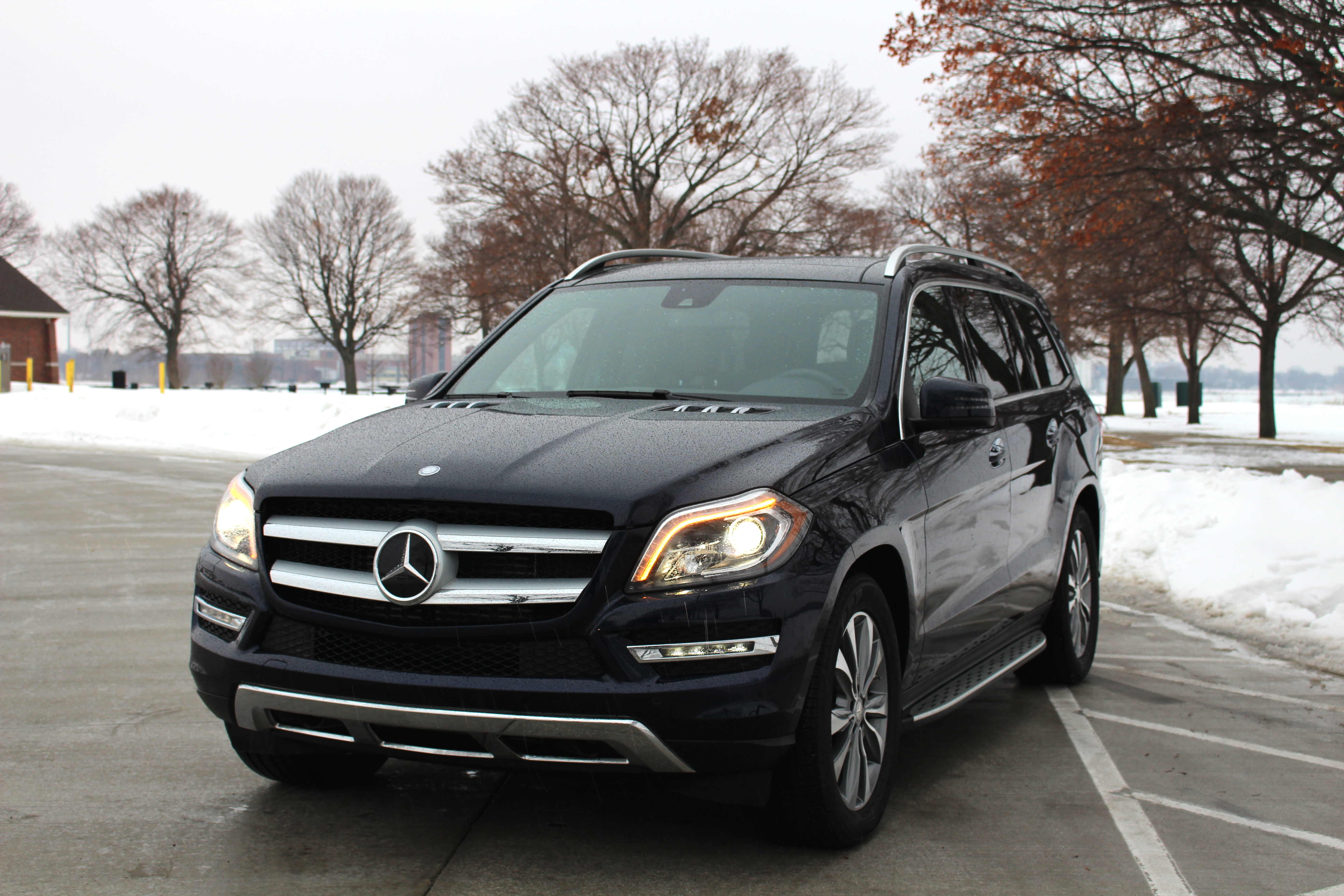 2015 Mercedes Benz Gl350 Bluetec 4matic Premium Diesel