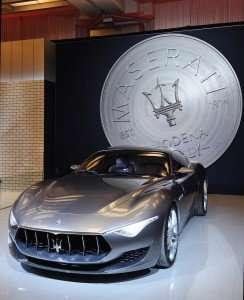 Maserati Alfieri at CAIS 2015
