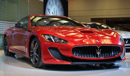 MASERATI IMPRESSES AT THE  2015 CANADIAN INTERNATIONAL AUTO SHOW (CIAS) WITH STUNNING ALFIERI CONCEPT