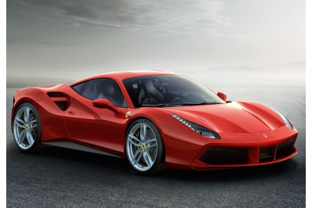 New V8 Ferrari 488 GTB: Extreme Power for Extreme Driving Thrills