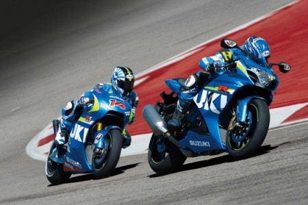 Introducing the 2015 Suzuki GSX-R1000 ABS