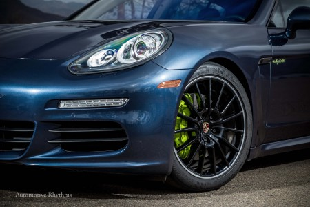 2015 Porsche Panamera S E-Hybrid: Fifty Shades of Electric