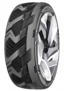 Goodyear Concept Tires - BH03