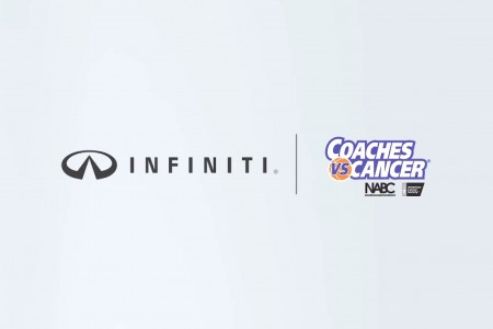 Infiniti announces Coaches' Charity Challenge winner, kicks off round by round brackets benefitting Coaches vs. Cancer
