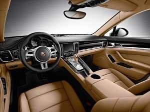 Porsche_Panamera_Edition_Interior