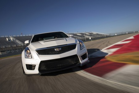 2016 Cadillac ATS-V Sedan & Coupe: Expanded and Elevated