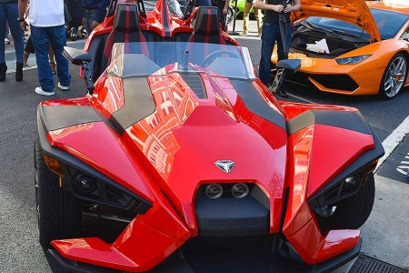 One Last Ride with Furious 7: Atlanta Premiere & Car Show