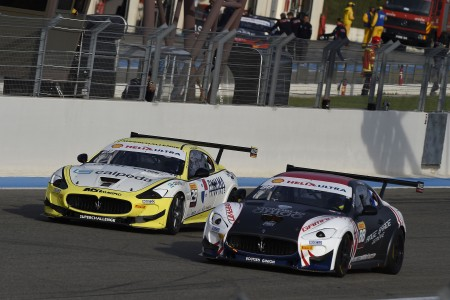 MASERATI TROFEO WORLD SERIES, PAUL RICARD, RACE 1