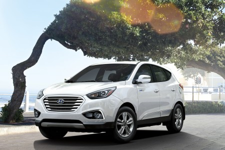 2016 Hyundai Tucson Fuel Cell: Zero-Emissions Focused Customers on Deck