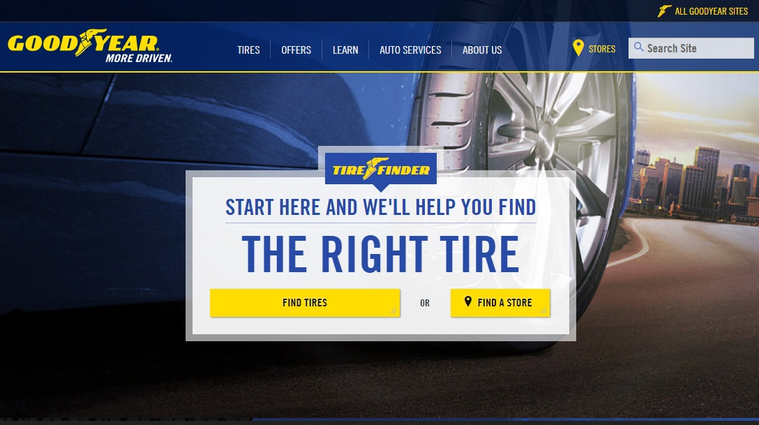 Online Tire Sales >> Goodyear Debuts Online Tire Sales In Chicago Automotive