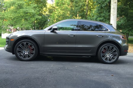 Porsche Macan Turbo: J.J. Watt on a Go-Cart