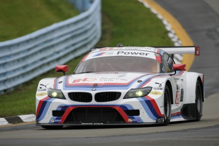 BMW On Top of GTLM Class Points Standings at Mid-Season