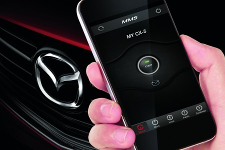 Mazda Mobile Start to Enhance Overall Driving Ownership