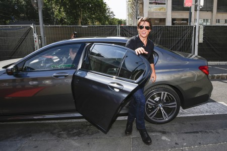 BMW Stars in Mission: Impossible – Rogue Nation