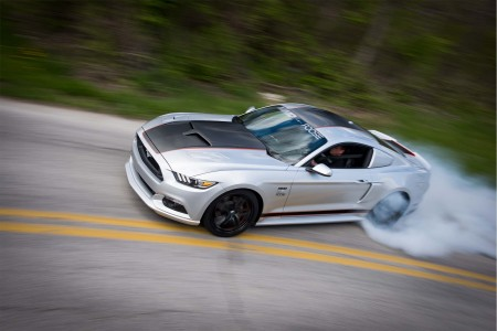 Chip Foose & MMD Unveil 800+ HP Mustang