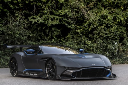 Aston Martin offers glimpse of its Second Century at Pebble Beach