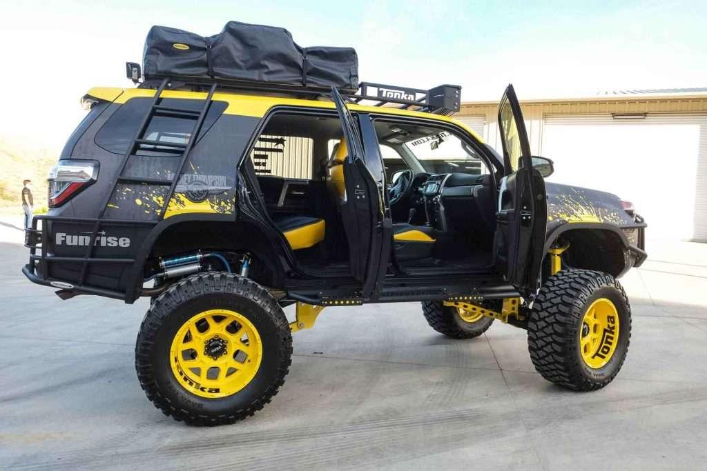 Funrise_Custom_TONKA_Toyota_4Runner_Black&Yellow