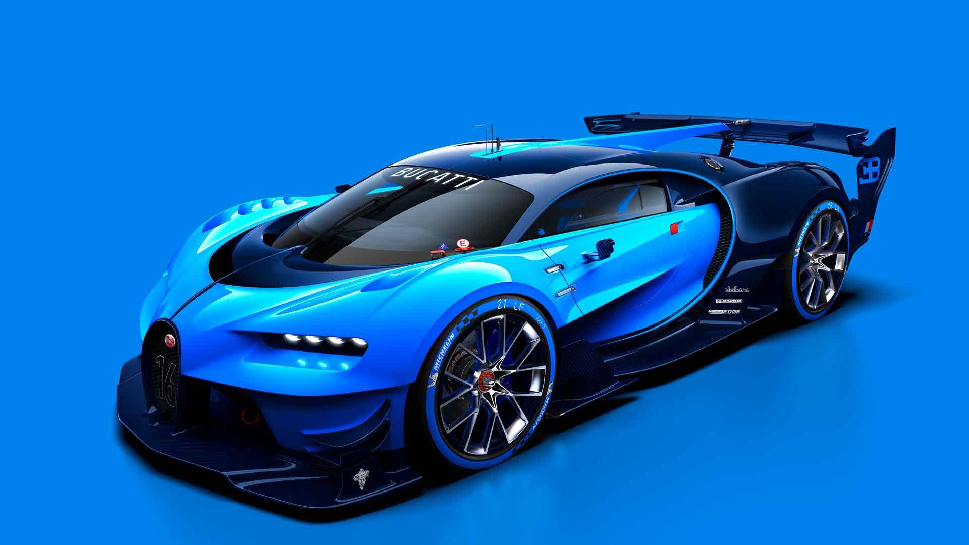 Bugatti Vision Gt Price >> Bugatti Vision Gran Turismo This Is For The Fans