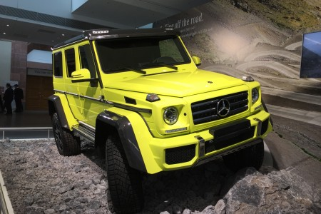 Mercedes-Benz at the 66th Frankfurt International Auto Show