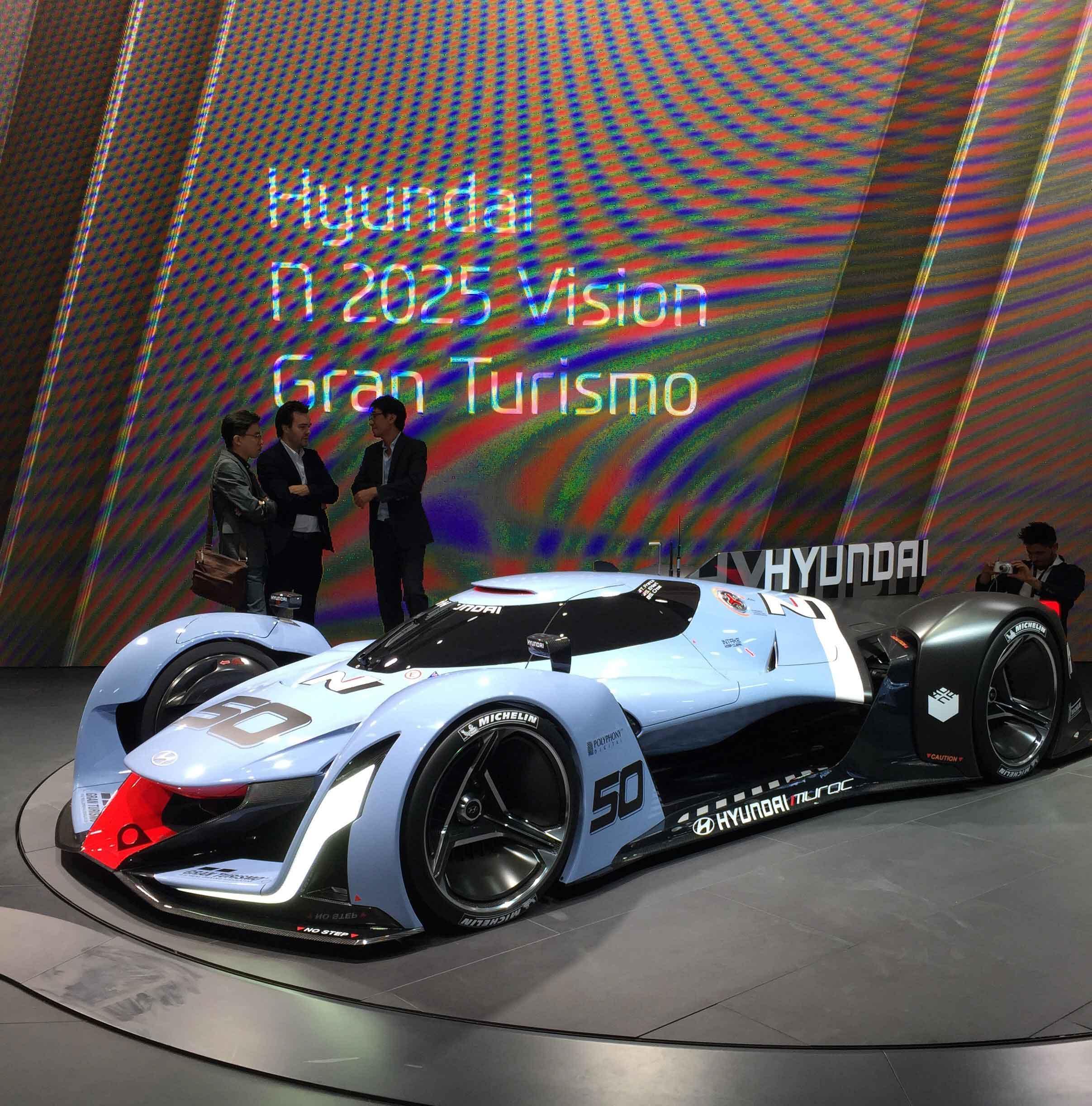 Hyundai N 2025 Vision Gran Turismo | AUTOMOTIVE RHYTHMS